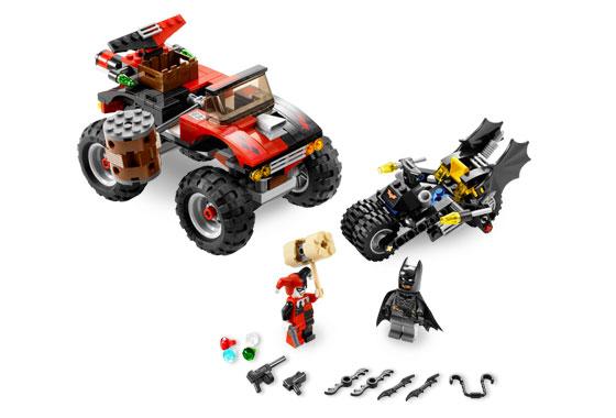 LEGO Batman/Dc Universe Super Heroes (2006 - Aujourd'hui) Lego-711