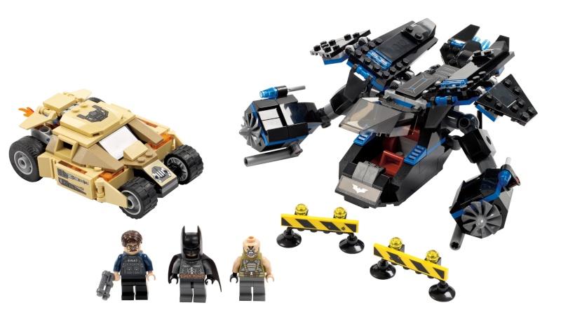 LEGO Batman/Dc Universe Super Heroes (2006 - Aujourd'hui) Lego-712
