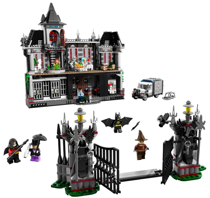 LEGO Batman/Dc Universe Super Heroes (2006 - Aujourd'hui) Legoar10