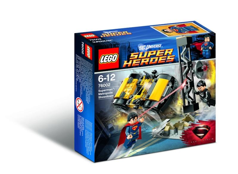 LEGO Batman/Dc Universe Super Heroes (2006 - Aujourd'hui) Metrop10