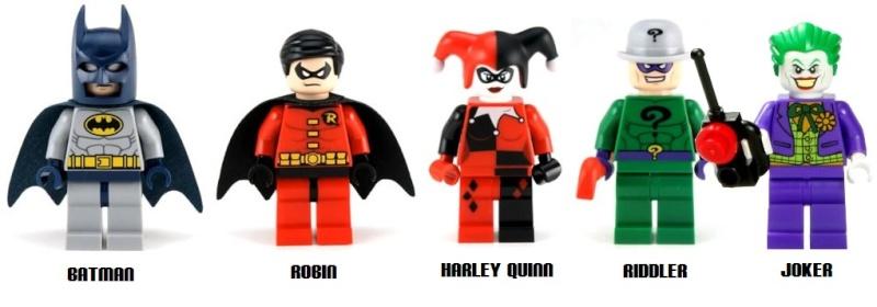 LEGO Batman/Dc Universe Super Heroes (2006 - Aujourd'hui) Minifi10