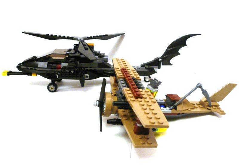 LEGO Batman/Dc Universe Super Heroes (2006 - Aujourd'hui) Page_110