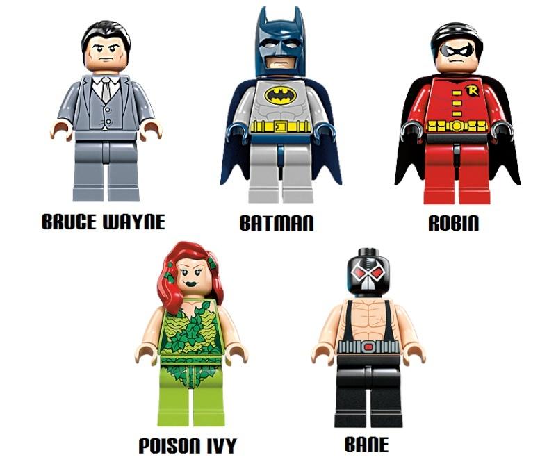 LEGO Batman/Dc Universe Super Heroes (2006 - Aujourd'hui) Pic12b10