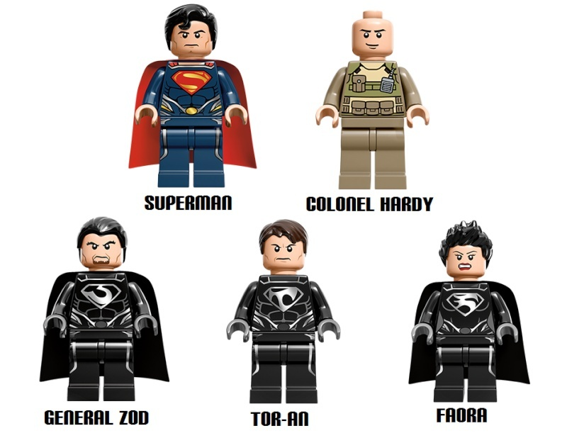 LEGO Batman/Dc Universe Super Heroes (2006 - Aujourd'hui) Picb4810