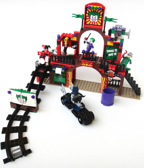 LEGO Batman/Dc Universe Super Heroes (2006 - Aujourd'hui) T2ec1610