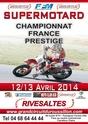 Championnat de France et Championnat du monde  SUPERMOTARD Affich10