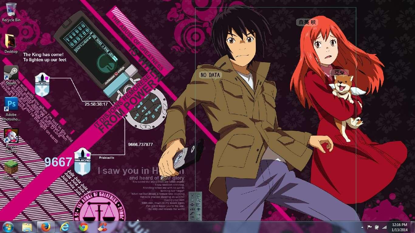 30 Days of Anime - Page 3 Wallpa11
