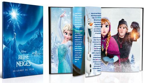 La Reine des Neiges [Walt Disney - 2013] 1520-211