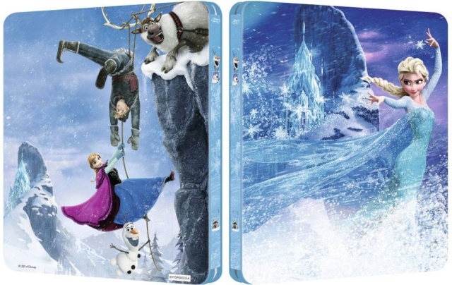 La Reine des Neiges [Walt Disney - 2013] 15215410