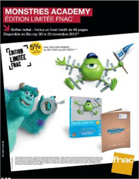 [BD + DVD] Monstres Academy (20 novembre 2013) - Page 3 Mu11