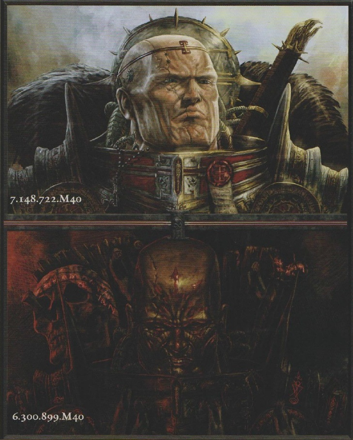 [W40K] Collection d'images : Inquisition/Chevaliers Gris/Sœurs de Bataille - Page 4 110