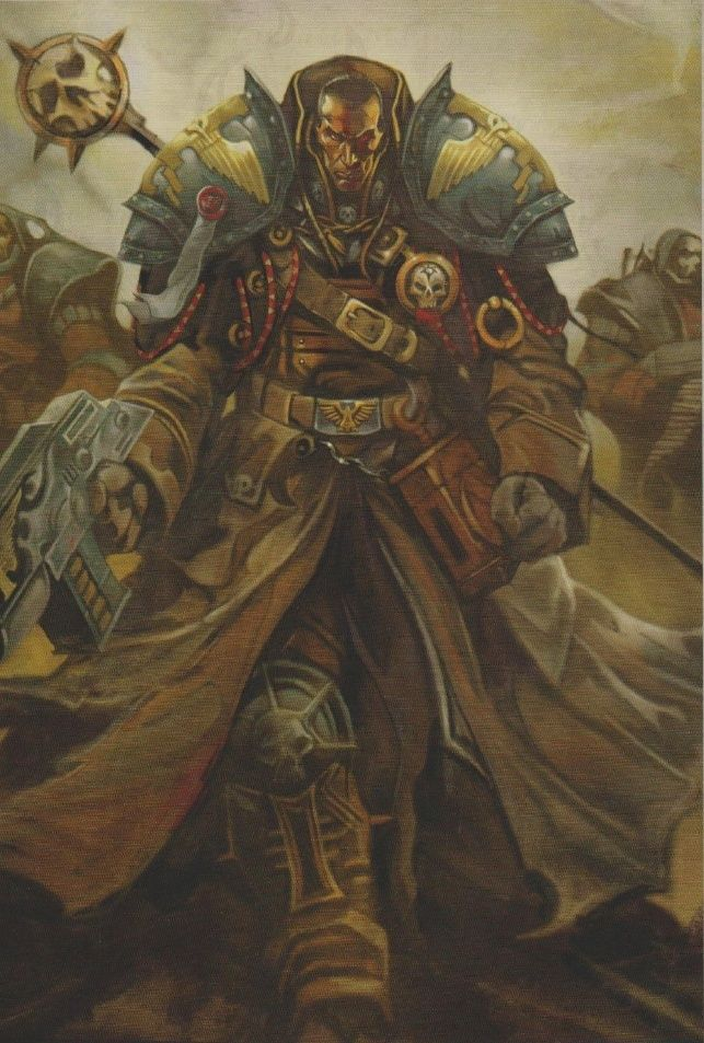 [W40K] Collection d'images : Inquisition/Chevaliers Gris/Sœurs de Bataille - Page 4 211