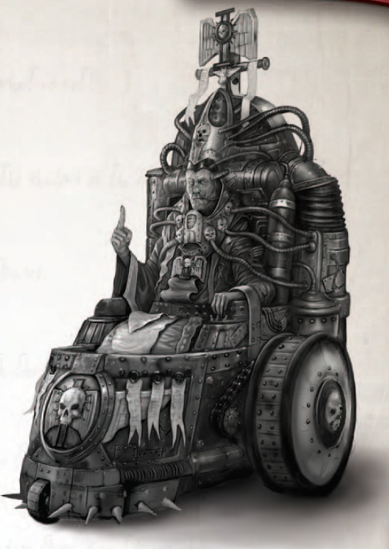 [W40K] Collection d'images : Inquisition/Chevaliers Gris/Sœurs de Bataille - Page 4 410