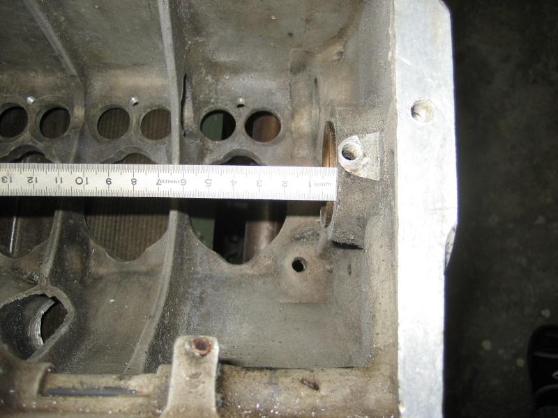Paliers bronze de vilebrequin 01310