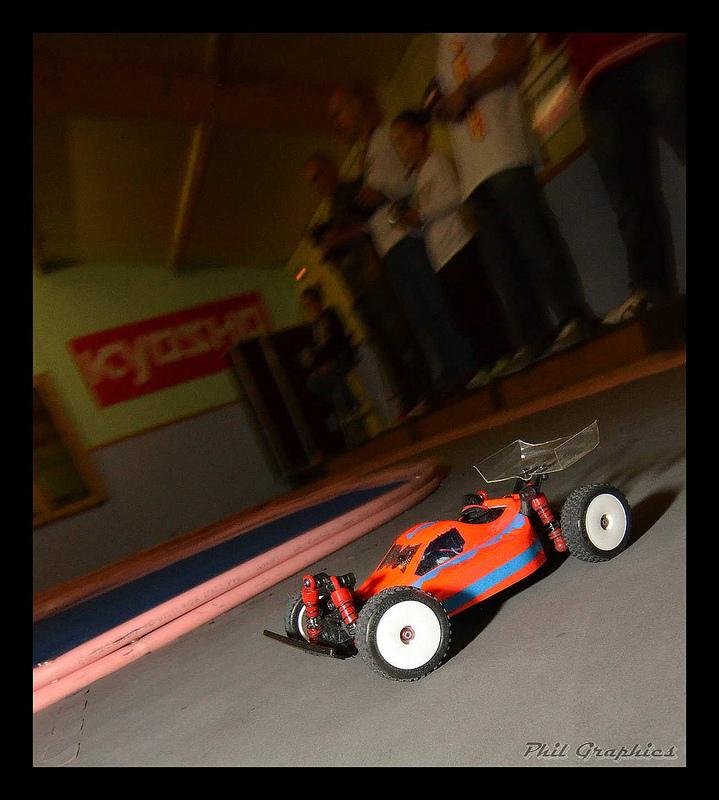 Challenge mini z buggy RC94 2013/2014 10784011