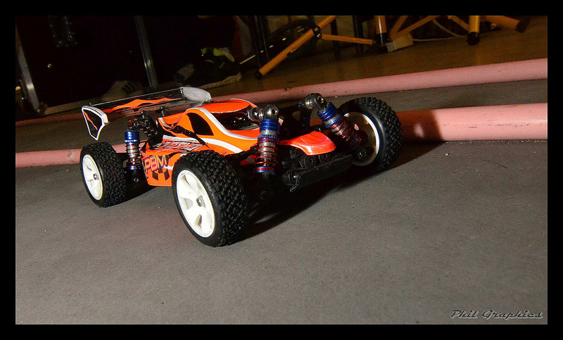 Challenge mini z buggy RC94 2013/2014 10784012