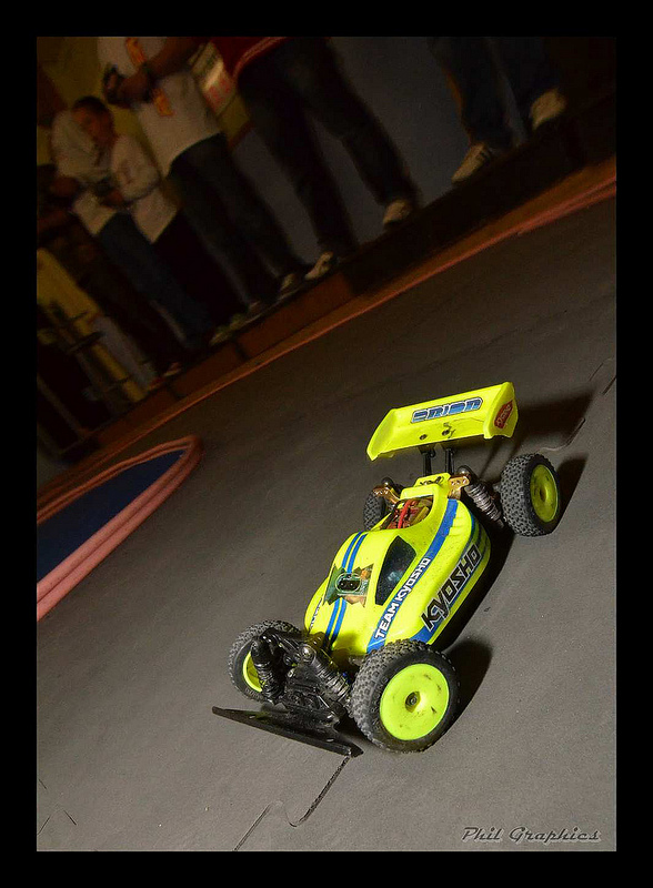 Challenge mini z buggy RC94 2013/2014 10784110