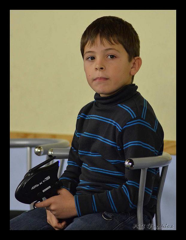 Challenge mini z buggy RC94 2013/2014 10784615