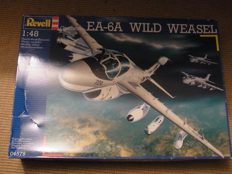 Grumman EA-6A Wild Weasel / Revell, 1:48 Revell10