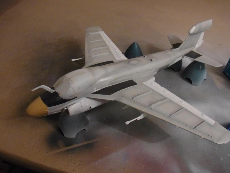 Grumman EA-6A Wild Weasel / Revell, 1:48 Rimg0026