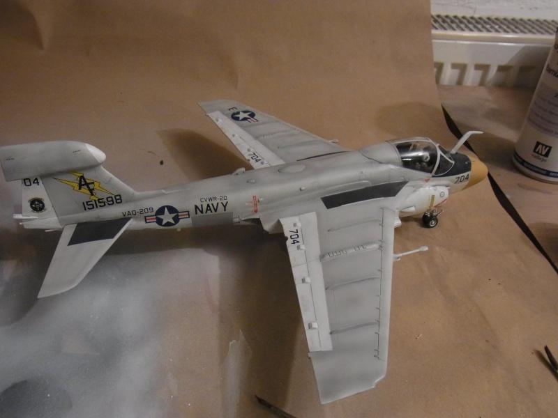 Grumman EA-6A Wild Weasel / Revell, 1:48 Rimg0033