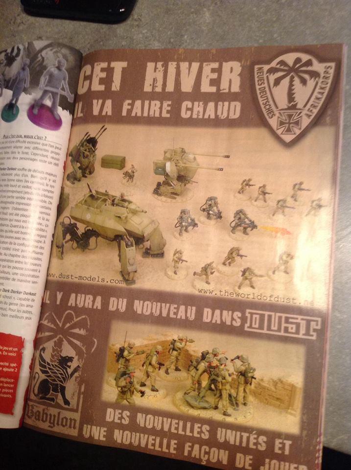 Dust Warfare Planet - Daily News 18968010