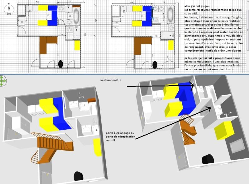Deux salles d'eau en une, un projet fou pour petit budget ??? ENFIN LES PHOTOS !!!! - Page 3 Jonati13