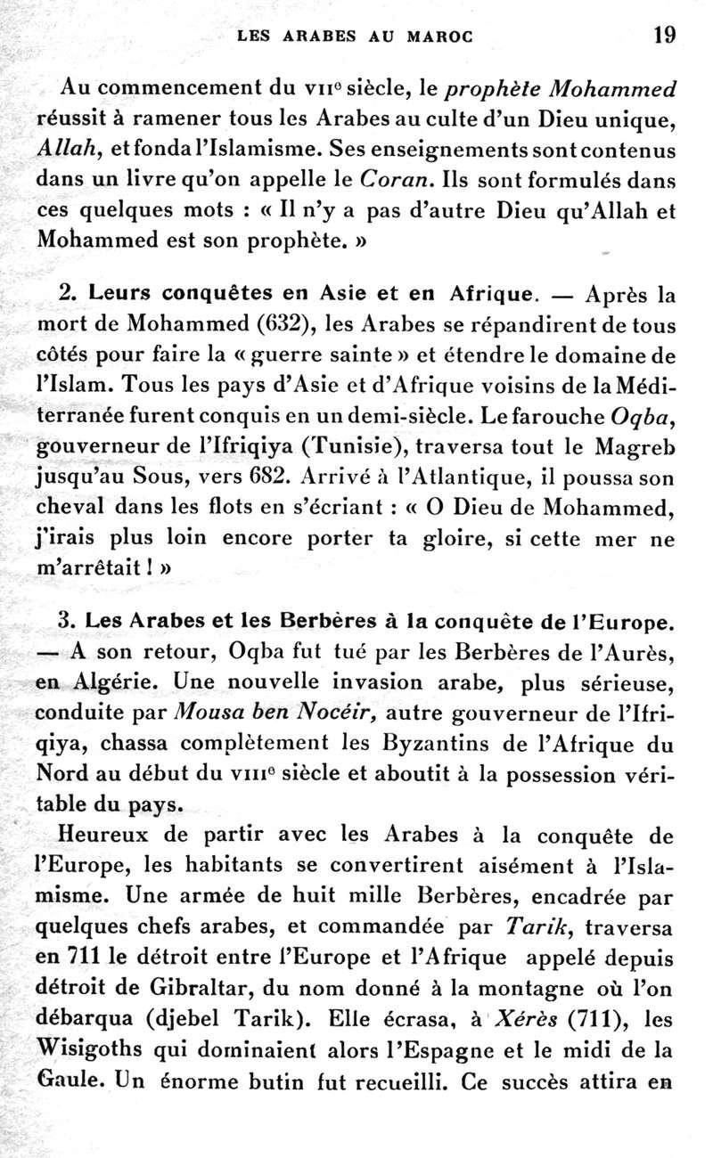 HISTOIRE du MAROC 02-his10