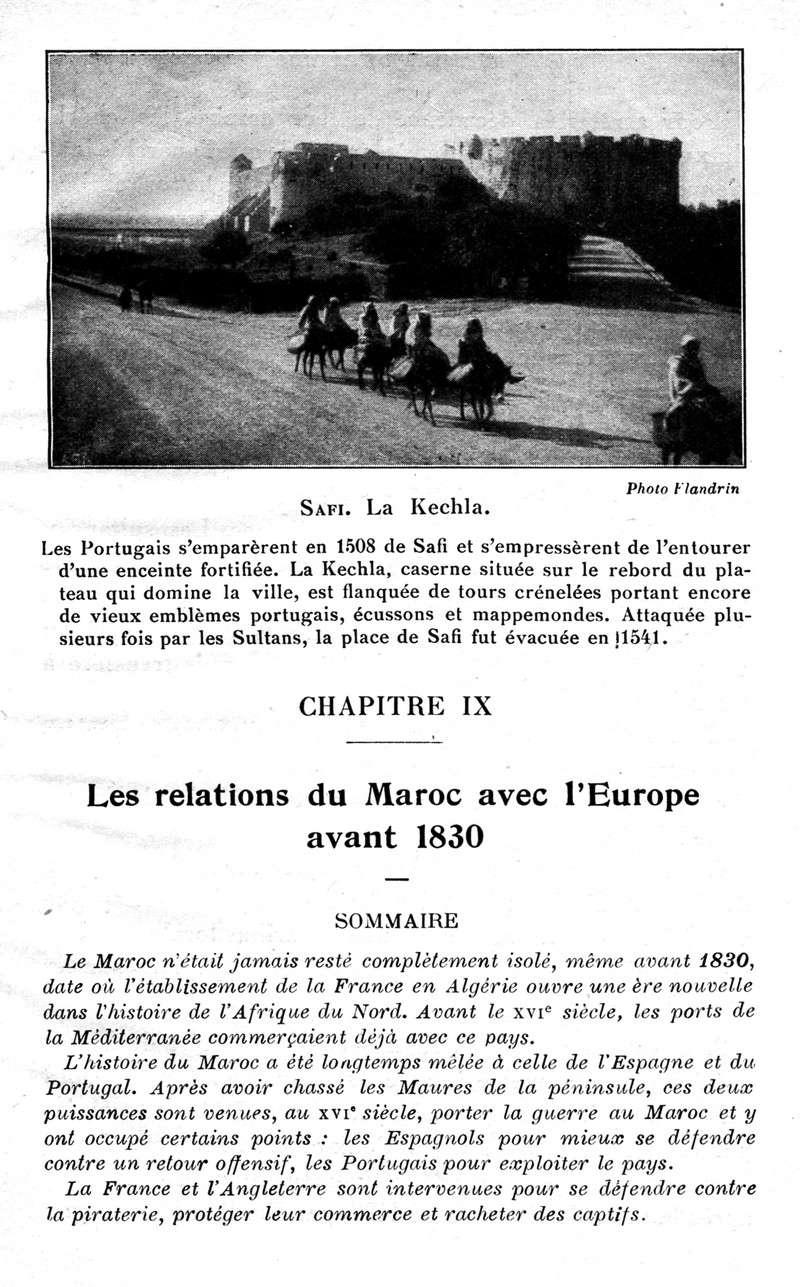 HISTOIRE du MAROC - Page 3 05-his12