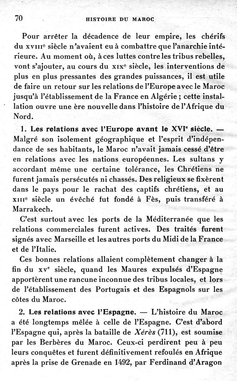 HISTOIRE du MAROC - Page 3 06-his11