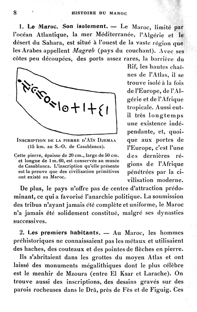 HISTOIRE du MAROC 08-img18
