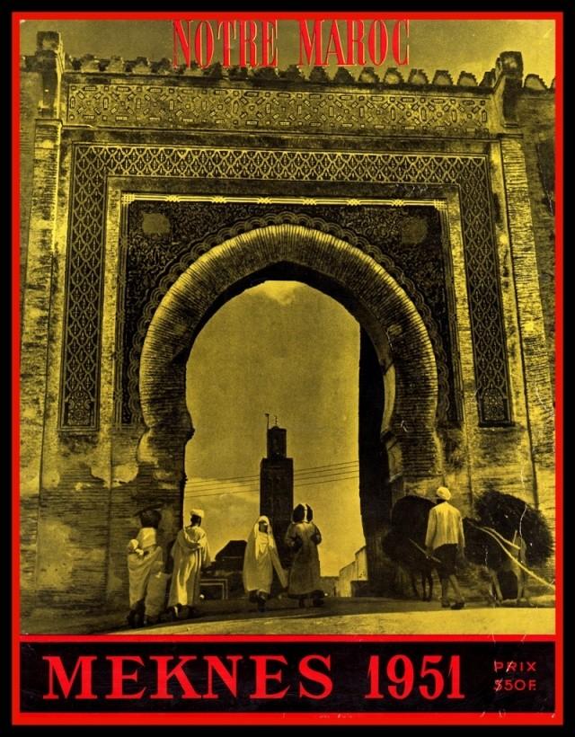 Meknès et sa Région. 1-sws012