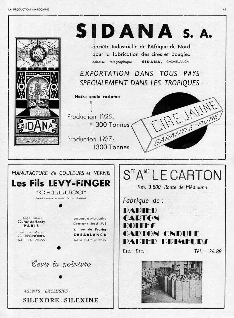 LA PRODUCTION MAROCAINE - Page 2 11-sca11