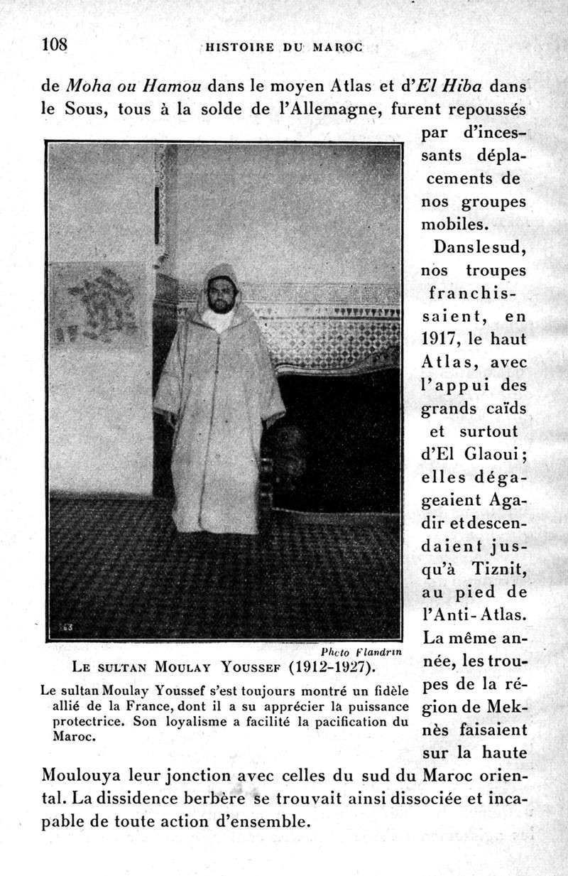 HISTOIRE du MAROC - Page 5 12-his12