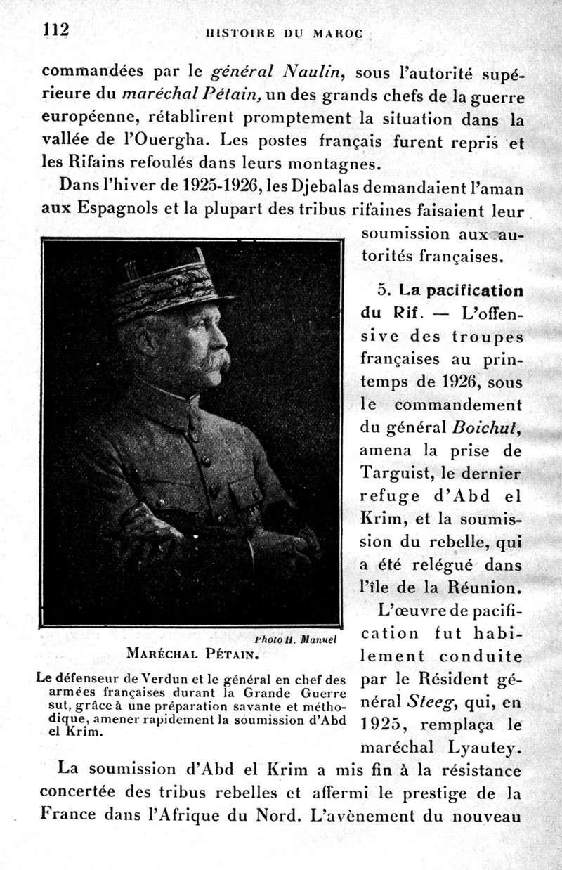 HISTOIRE du MAROC - Page 5 16-his12