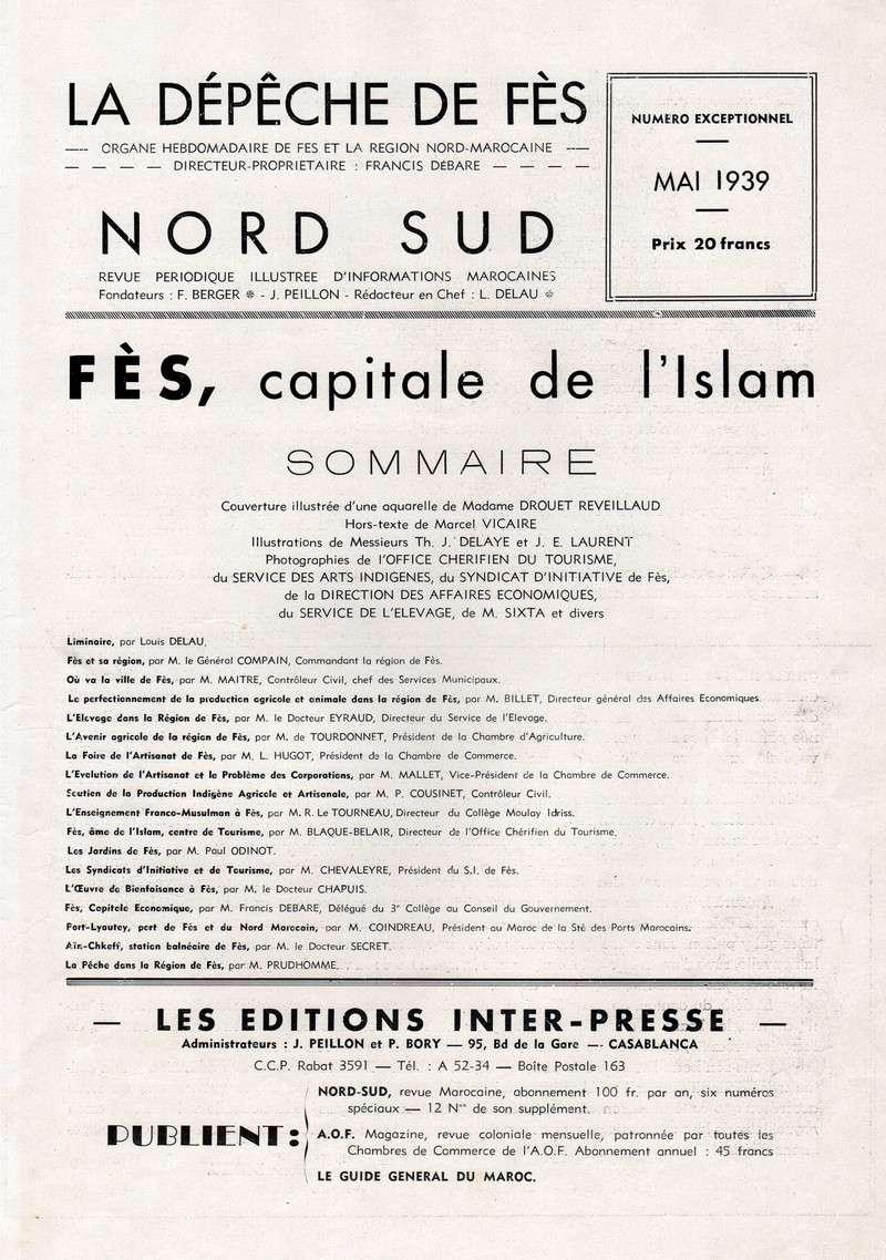 FES, capitale de l'Islam. 17-fas10