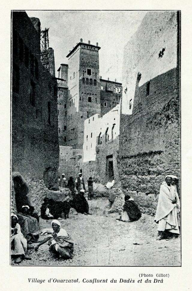 Les Kasba du Haut Atlas.  - Page 2 29-kas10