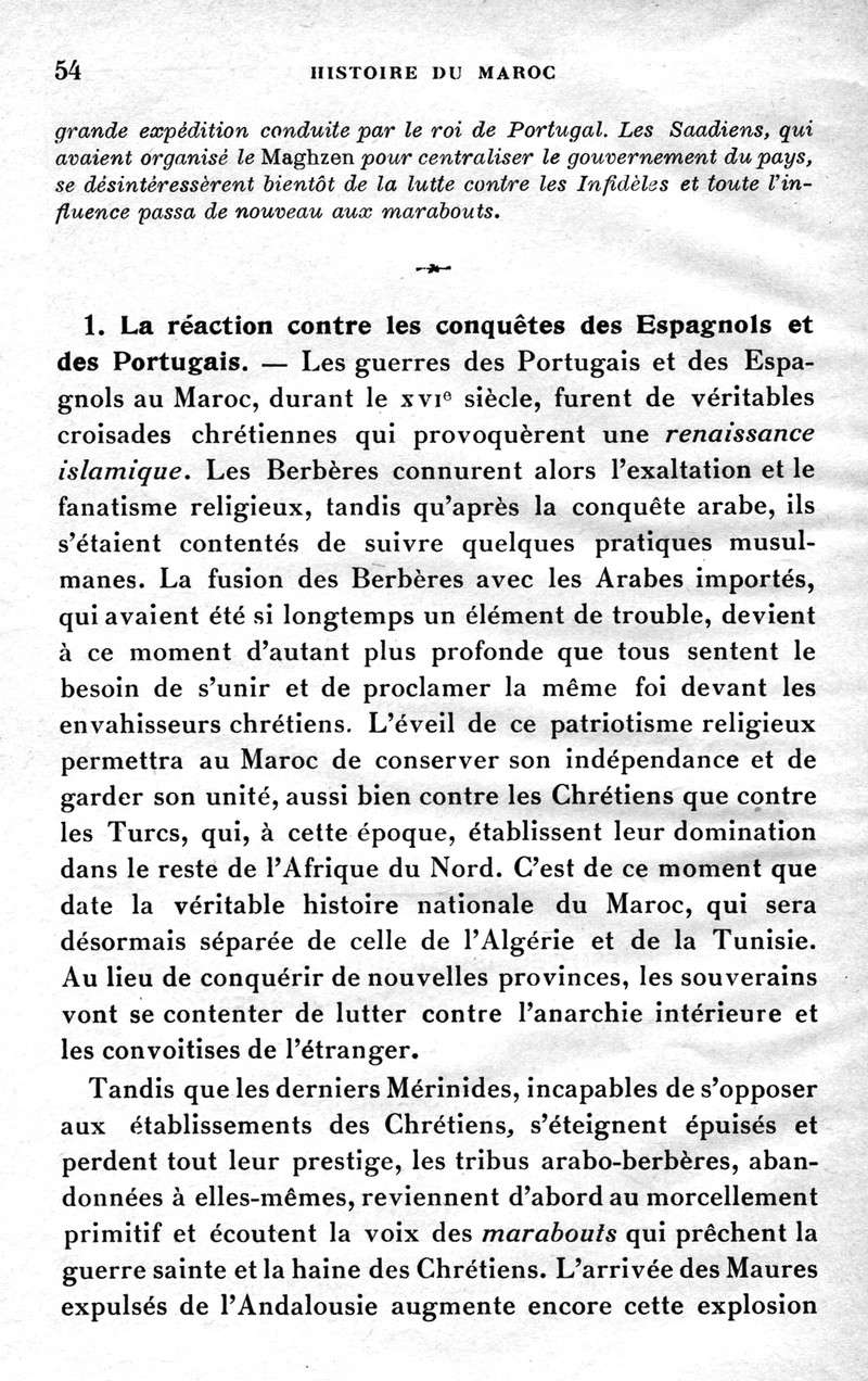 HISTOIRE du MAROC - Page 3 37-his10
