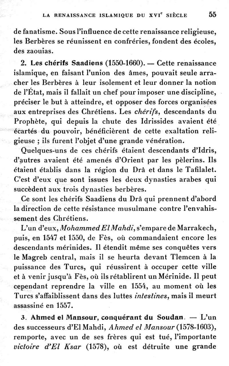 HISTOIRE du MAROC - Page 3 38-his10