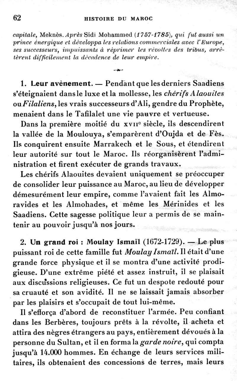 HISTOIRE du MAROC - Page 3 45-his10