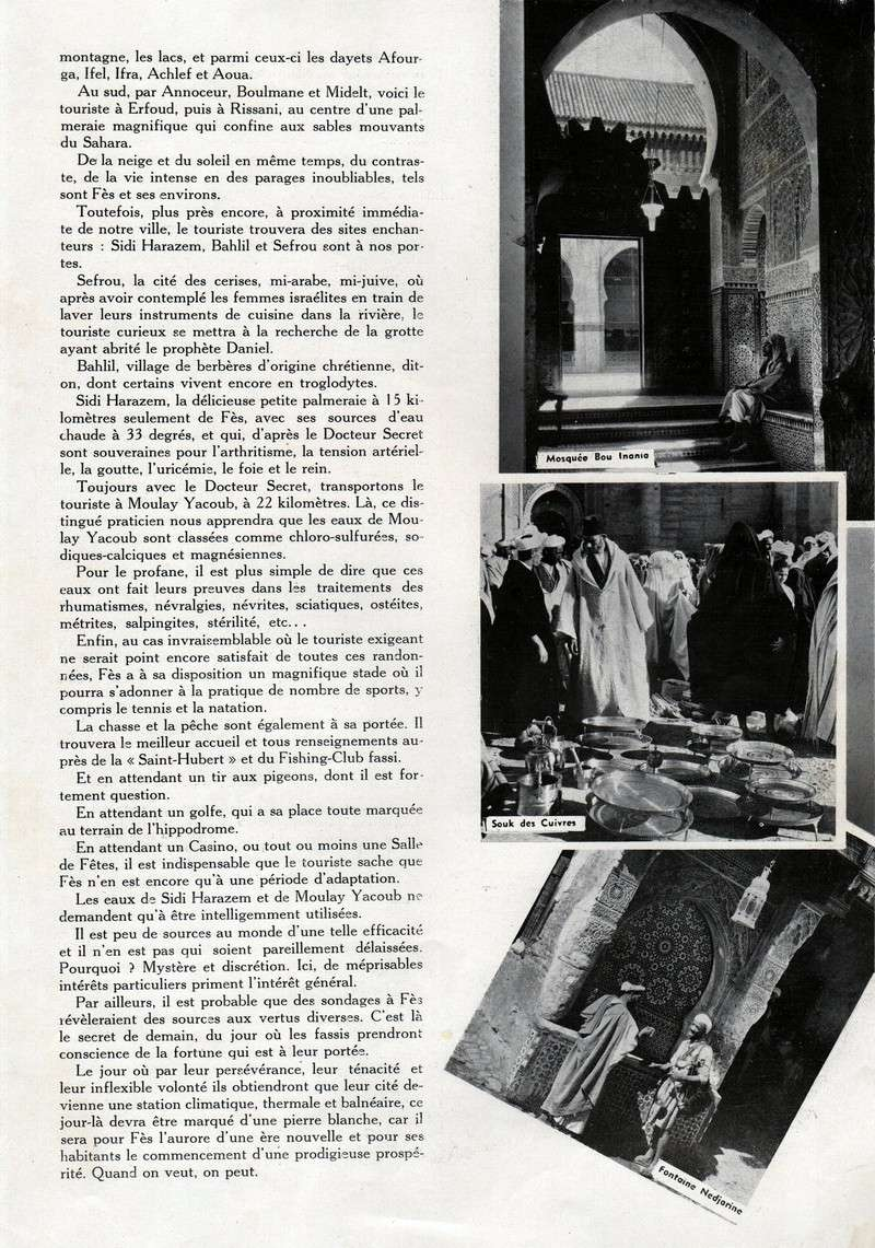 FES, capitale de l'Islam. - Page 2 56-fas10