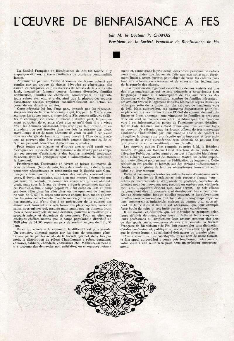 FES, capitale de l'Islam. - Page 2 57-fas10