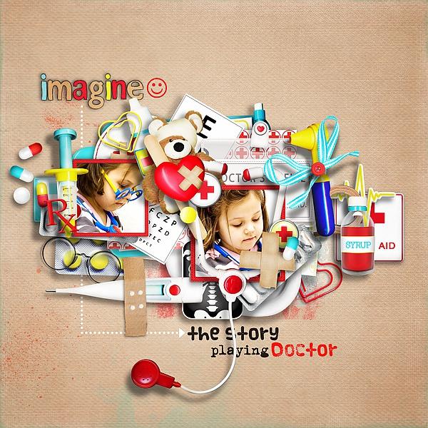Color your world Memory Mix - November 1st - Mscraps Palvin10