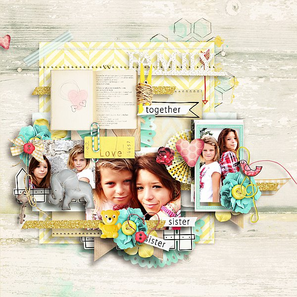 Be inspired 2. - February 28th at Pickleberrypop and at Mscraps Palvin11
