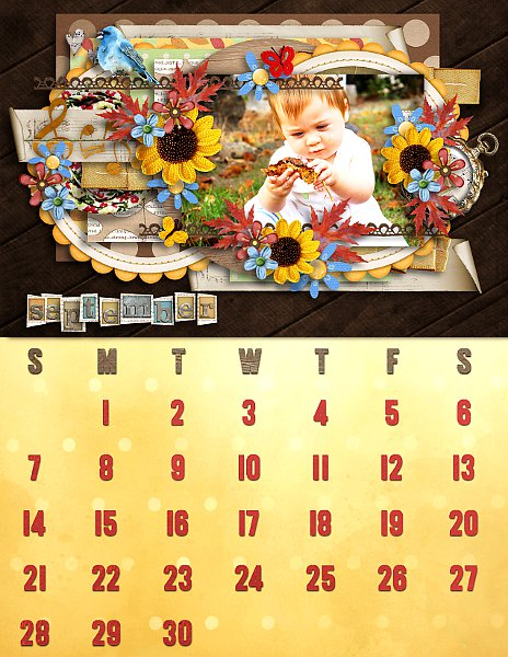 Calendar 2014 - November 22. Tinci_14