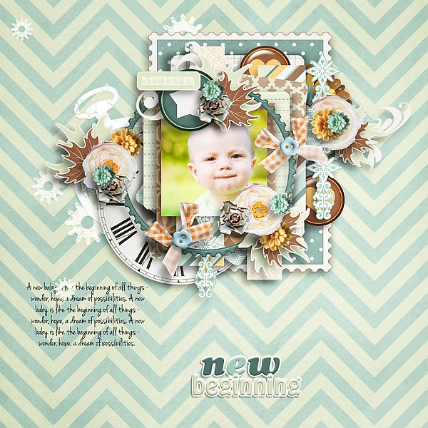 For your life Memory Mix at Mscraps - January 10. Tinci_20