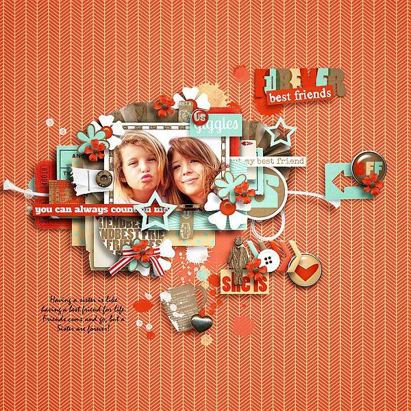 Orange dream Memory Mix at Mscraps - March 7. Ttt_ta10