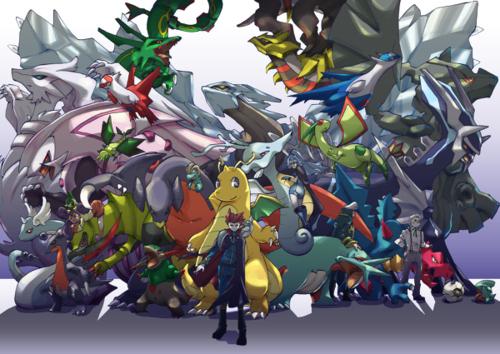30 Days of Pokémon 1012