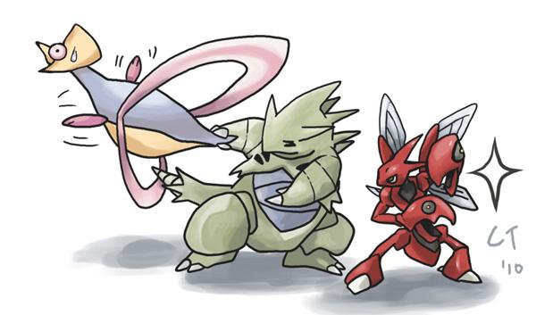30 Days of Pokémon 1212