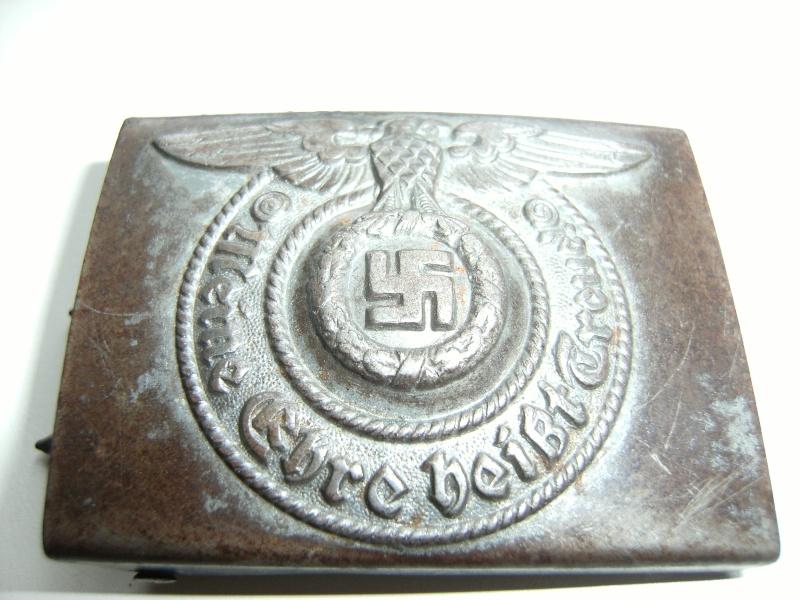Vos boucles allemandes Heer/luft/KM/SS/HJ - Page 2 Dscf1519